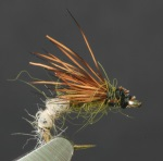Caddis emerger